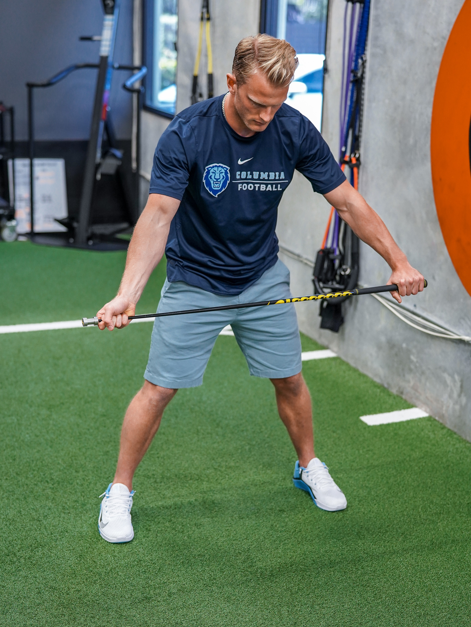 adding more rotation to golf swing